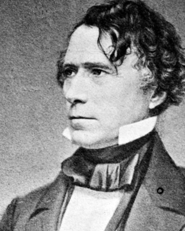 a biography of benjamin franklin the president of the united states President franklin pierce was the 14th president of the united states and he is consistently ranked as one of the worst presidents in american history his presidency was defined by the kansas-nebraska act.