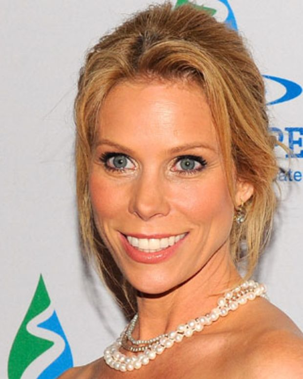 NEW YORK, NY - APRIL 26: Cheryl Hines attends 2012 Riverkeeper's Annual Fishermen's Ball at Pier Sixty at Chelsea Piers on April 26, 2012 in New York City.  (Photo by Andrew H. Walker/Getty Images)