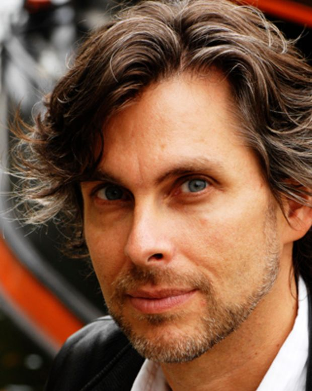 Paris september 24. File photo; american author Michael Chabon in Paris to promote his novel.Photo by Ulf Andersen/ Getty Images