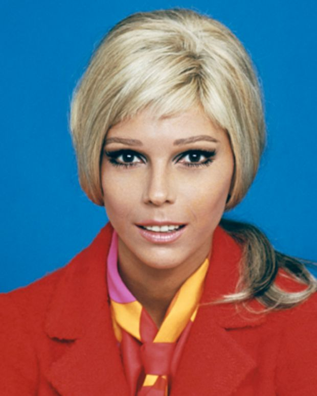 NANCY SINATRA -- Pictured: Singer Nancy Sinatra  (Photo by NBC/NBCU Photo Bank via Getty Images)