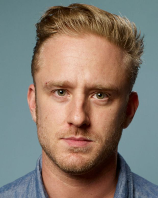 TORONTO, ON - SEPTEMBER 10:  Actor Ben Foster of '360' poses for a portrait during the 2011 Toronto Film Festival at the Guess Portrait Studio on September 10, 2011 in Toronto, Canada.  (Photo by Matt Carr/Getty Images)