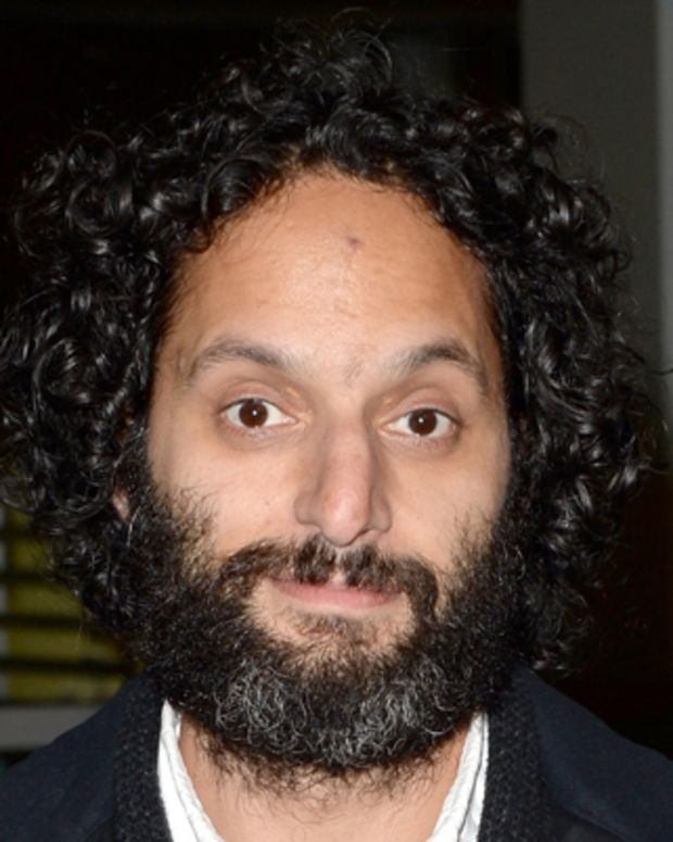HOLLYWOOD, CA - MAY 08:  Actor Jason Mantzoukas attends the screening of LD Entertainment's 'Black Rock' at ArcLight Hollywood on May 8, 2013 in Hollywood, California.  (Photo by Jason Merritt/Getty Images)