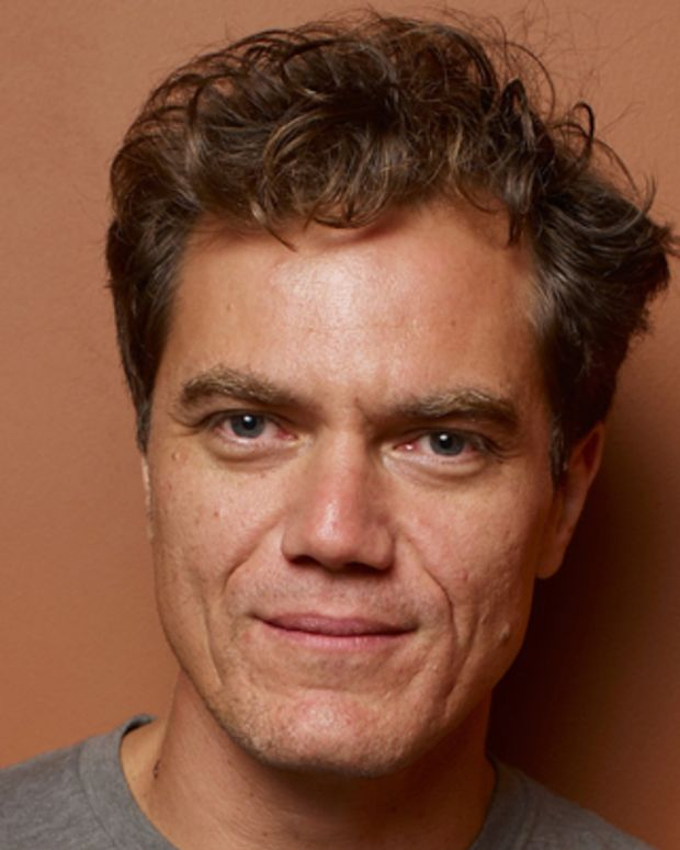 TORONTO, ON - SEPTEMBER 10:  Actor Michael Shannon of 'Iceman Press' poses at the Guess Portrait Studio during 2012 Toronto International Film Festival on September 10, 2012 in Toronto, Canada.  (Photo by Matt Carr/Getty Images)