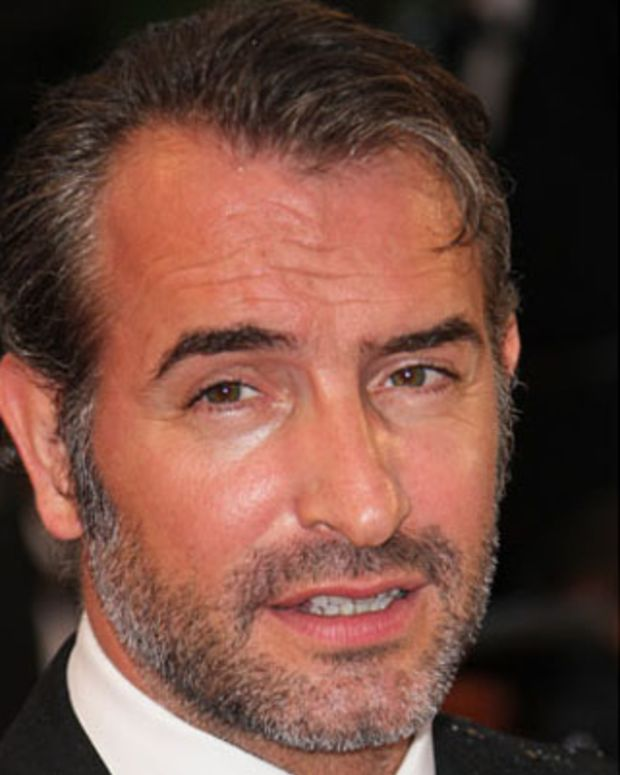 CANNES, FRANCE - MAY 27:  Jean Dujardin attends Closing Ceremony & Therese Desqueyroux Premiereat Palais des Festivals on May 27, 2012 in Cannes, France.  (Photo by Tony Barson/FilmMagic)