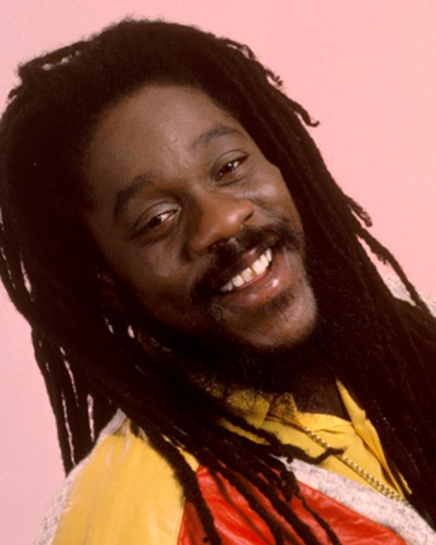 UNITED STATES - OCTOBER 01:  Photo of Dennis BROWN  (Photo by Ebet Roberts/Redferns)