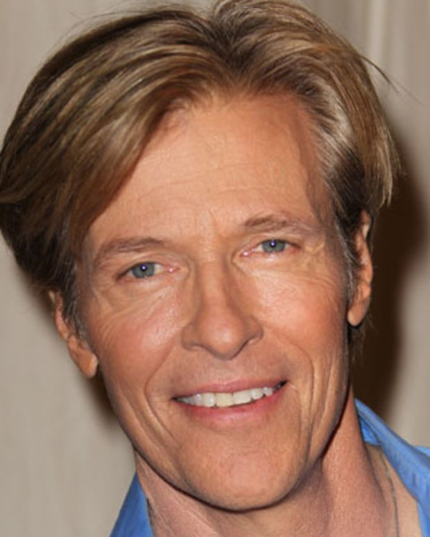 LOS ANGELES, CA - FEBRUARY 07: Actor Jack  Wagner attends CBS' 'The Bold And The Beautiful' 6,000th espisode celebration at CBS Television City on February 7, 2011 in Los Angeles, California.  (Photo by Frederick M. Brown/Getty Images) *** Local Caption *** Jack Wagner