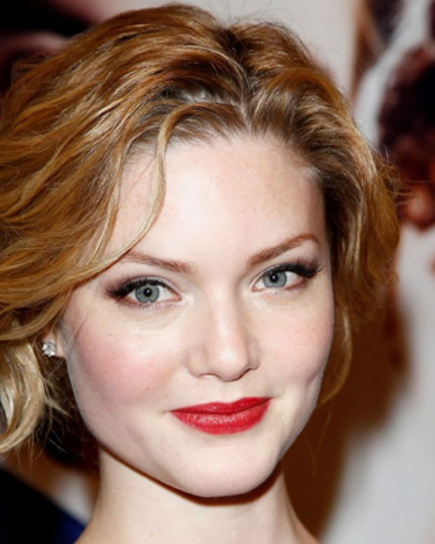 BERLIN, GERMANY - FEBRUARY 17:  Actress Holliday Grainger attend the 'Bel Ami' Party during day nine of the 62nd Berlinale International Film Festival at Meistersaal on February 17, 2012 in Berlin, Germany.  (Photo by Andreas Rentz/Getty Images)