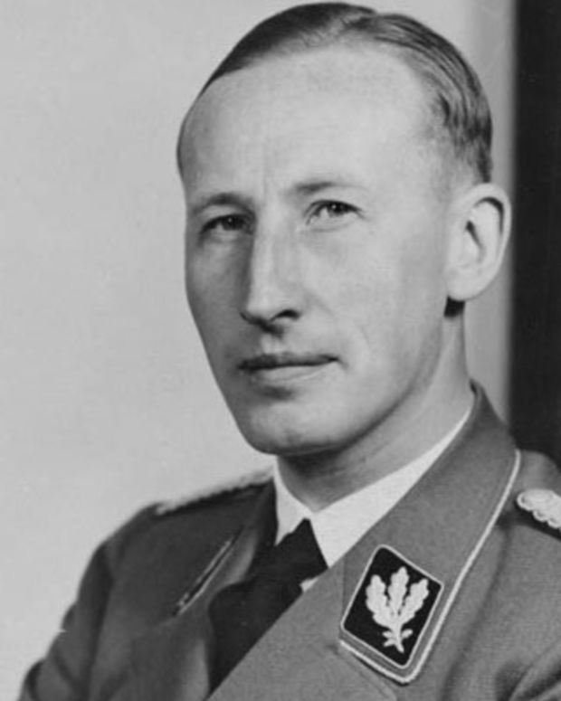 a brief biography of reinhard heydrich as a self driven man In brief: reinhard heydrich , unhappy, but also intensely self-driven to the nazis staged a highly elaborate funeral with hitler calling heydrich the man.