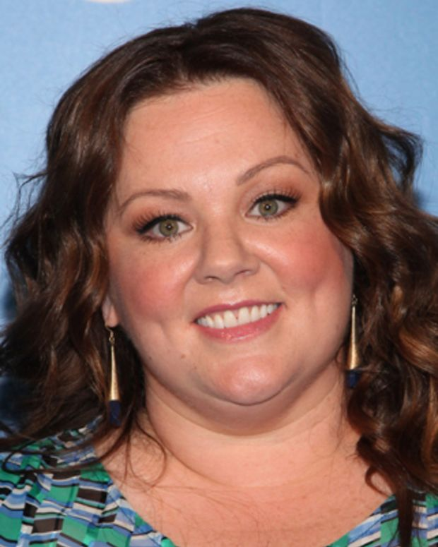 NEW YORK, NY - MAY 16:  Actress Melissa McCarthy attends the 2012 CBS Upfronts at The Tent at Lincoln Center on May 16, 2012 in New York City.  (Photo by Taylor Hill/FilmMagic)
