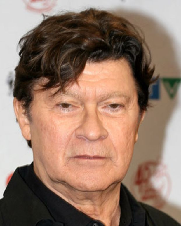 TORONTO, ON - MARCH 27:  Presenter Robbie Robertson in the press room for the 2011 Juno Awards at Air Canada Centre on March 27, 2011 in Toronto, Canada.  (Photo by Isaiah Trickey/FilmMagic) *** Local Caption *** Robbie Robertson