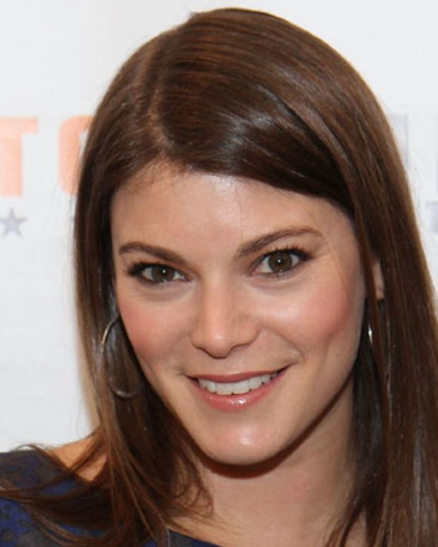 Gail Simmons attends the 'Top Chef All-Stars' kick-off at GE Monogram Design Center on November 17, 2010 in New York City.