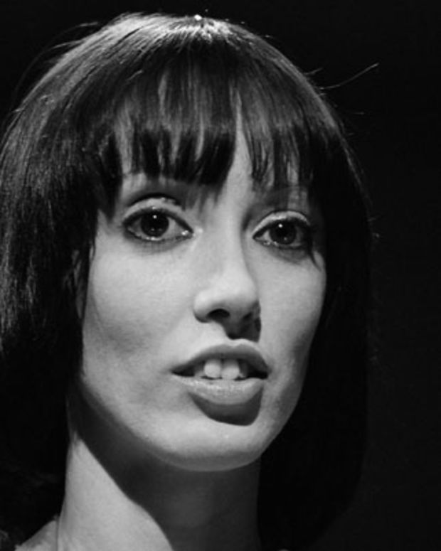 SATURDAY NIGHT LIVE -- Episode 21 -- Pictured: Shelley Duvall on May 14, 1977 -- Photo by: NBCU Photo Bank