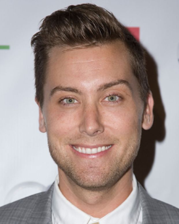 LOS ANGELES, CA - SEPTEMBER 15:  Singer Lance Bass attends Point Foundation's 'Voices On Point' Gala at The Wiltern on September 15, 2012 in Los Angeles, California.  (Photo by Vincent Sandoval/WireImage)