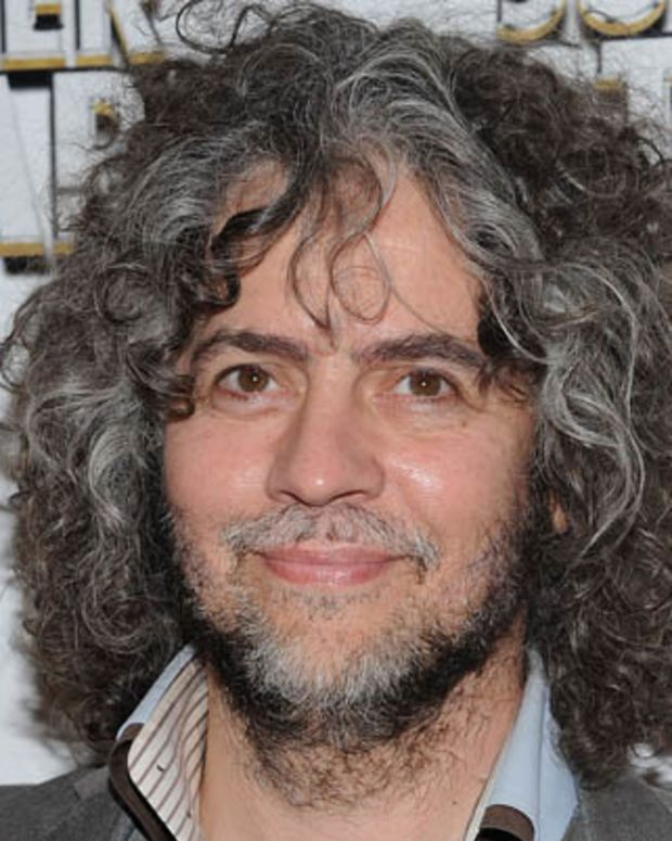 NEW YORK, NY - MARCH 22:  Musician Wayne Coyne attends 'Jesus Christ Superstar' Broadway opening night at Neil Simon Theatre on March 22, 2012 in New York City.  (Photo by Jason Kempin/Getty Images)