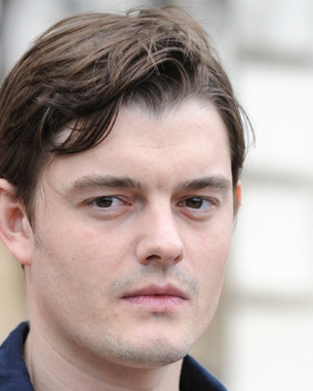 LONDON, ENGLAND - AUGUST 16:  Sam Riley attends the UK premiere of 'On The Road' at Somerset House on August 16, 2012 in London, England.  (Photo by Ben Pruchnie/Getty Images)
