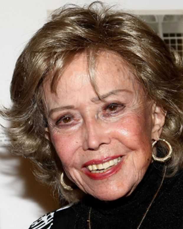 BEVERLY HILLS, CA - AUGUST 27:  Voice artist June Foray attends AMPAS' 'George Pal: Discovering the Fantastic'  on August 27, 2008 in Beverly Hills, California.  (Photo by Alberto E. Rodriguez/Getty Images)
