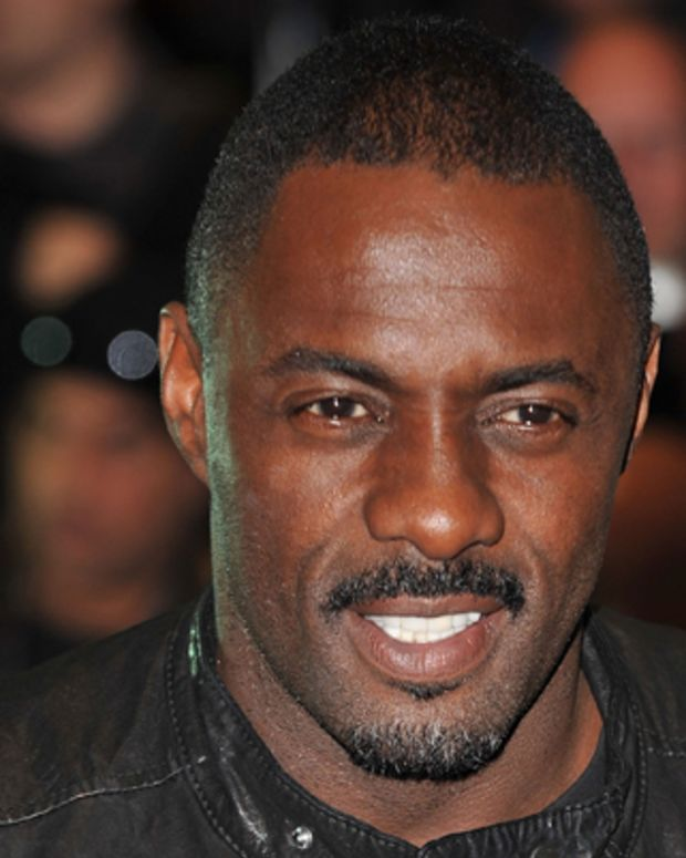 LONDON, ENGLAND - OCTOBER 10:  Idris Elba attends the UK premiere of 'Demons Never Die' at Odeon West End on October 10, 2011 in London, England.  (Photo by Ferdaus Shamim/WireImage)