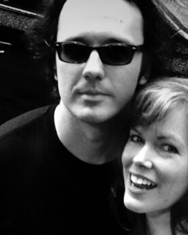Damien Echols Lorri Davis Photo