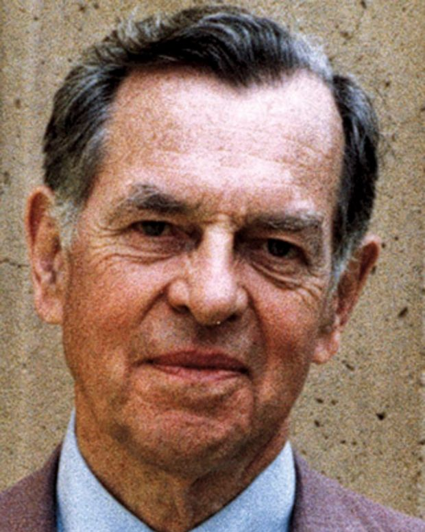 Joseph Campbell is shown in a photo. (Writer Pictures/Unknown via AP Images)