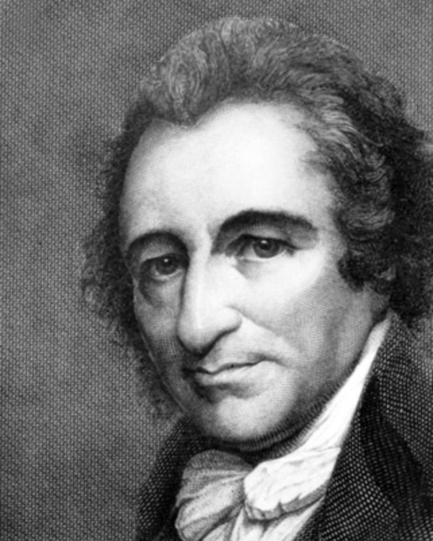 Thomas Paine Photo