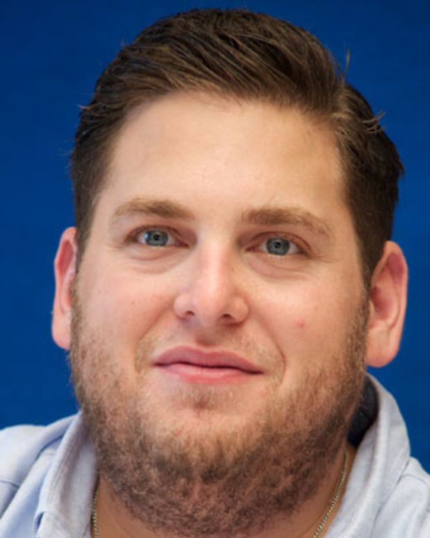 CANCUN, QUINTANO ROO - APRIL 16:  Jonah Hill at the '21 Jump Street' Photo Op on April 16, 2012 in Cancun, Quintana Roo, Mexico.  (Photo by Vera Anderson/WireImage)