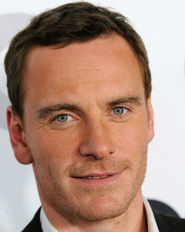 LOS ANGELES, CA - NOVEMBER 17:  Actor Michael Fassbender arrives at the 16th Annual GQ 'Men Of The Year' Party at Chateau Marmont on November 17, 2011 in Los Angeles, California.  (Photo by Frazer Harrison/Getty Images)