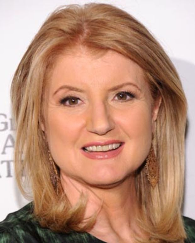 NEW YORK, NY - FEBRUARY 20:  Arianna Huffington attends the Elizabeth Glaser Global Champions of a Mothers Fight Awards Dinner at Mandarin Oriental Hotel on February 20, 2013 in New York City.  (Photo by Bryan Bedder/Getty Images for The Elizabeth Glaser Pediatric AIDS Foundation)