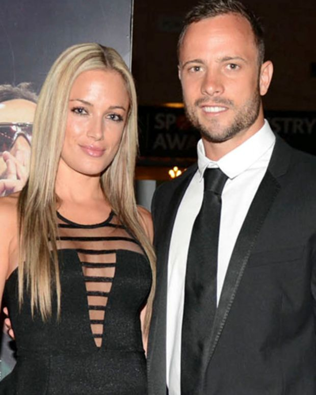 Oscar Pistorious Reeva Steekamp Photo