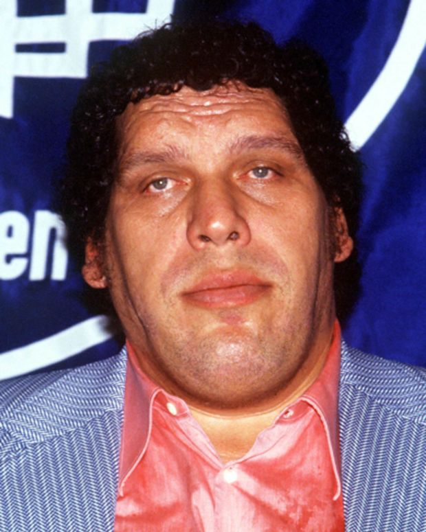Andre the Giant Photo