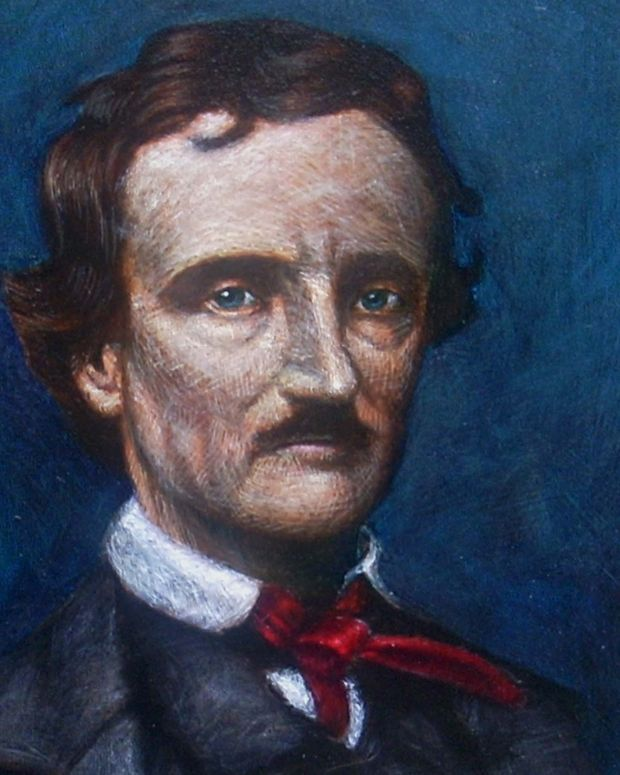 Edgar Allen Poe Photo
