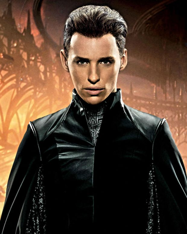 Eddie Redmayne Jupiter Ascending Photo