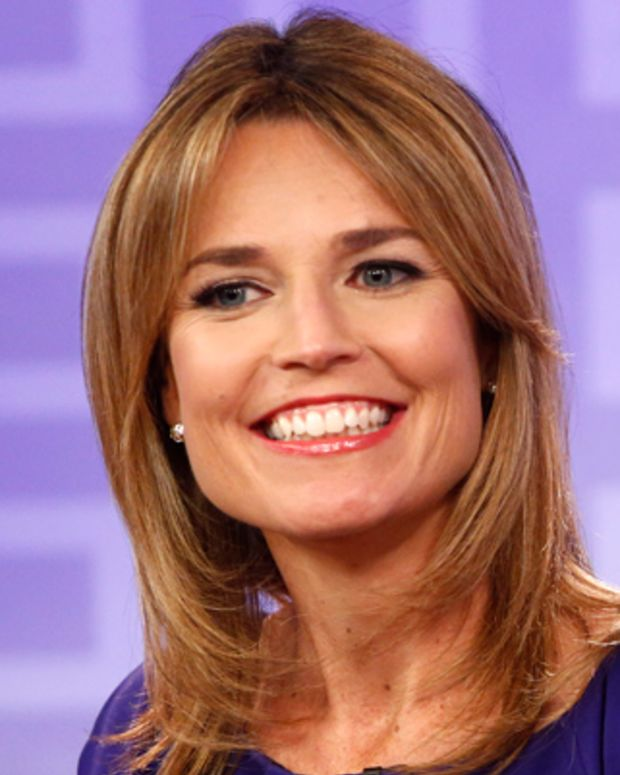 TODAY -- Pictured: Savannah Guthrie appears on NBC News' 'Today' show -- (Photo by: Peter Kramer/NBC/NBC NewsWire)