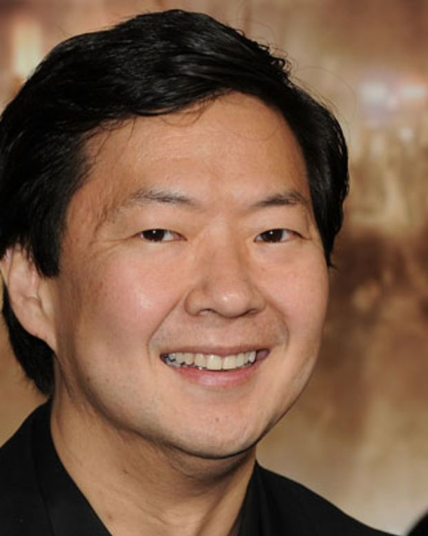HOLLYWOOD, CA - FEBRUARY 29:  Actor Ken Jeong attends the 'Project X' Los Angeles premiere held at the Grauman's Chinese Theatre on February 29, 2012 in Hollywood, California.  (Photo by Jason Merritt/Getty Images)