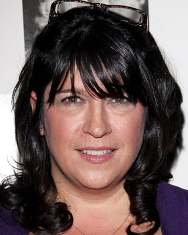 LONDON, ENGLAND - SEPTEMBER 05:  (EMBARGOED FOR PUBLICATION IN UK TABLOID NEWSPAPERS UNTIL 48 HOURS AFTER CREATE DATE AND TIME. MANDATORY CREDIT PHOTO BY DAVE M. BENETT/GETTY IMAGES REQUIRED)  Author E.L. James attends the launch of 'Fifty Shades of Grey: The Classical Album' with EMI Music at Shoreditch House on September 5, 2012 in London, England.  (Photo by Dave M. Benett/Getty Images)