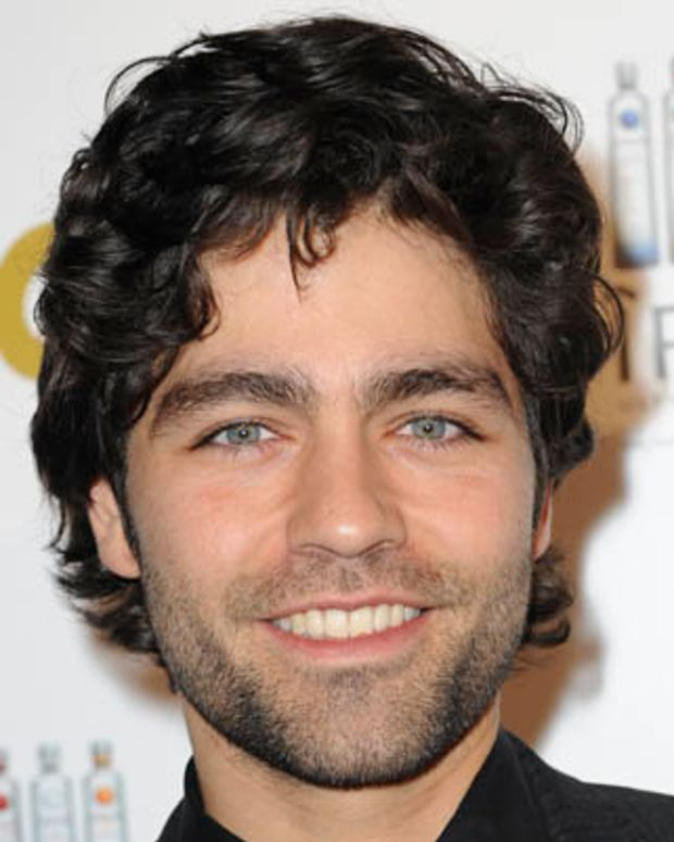 WEST HOLLYWOOD, CA - FEBRUARY 23:  Actor Adrian Grenier attends OK! Magazine Pre-Oscar Party - Arrivals at Greystone Manor Supperclub on February 23, 2012 in West Hollywood, California.  (Photo by Allen Berezovsky/Getty Images)