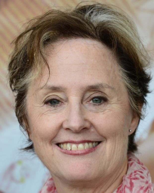 Vice-President of Slow Food international, Alice waters, poses at the Slow Food?s Salone del Gusto and Terra Madre on October 25, 2012 in Turin. Untitled ?Foods that change the world', the Slow Food movement's biggest international event is taking place in Turin from October 25 to 29, with hundreds of responsible small-scale food producers, chefs and experts presenting their products, knowledge and skills. AFP PHOTO / GIUSEPPE CACACE  TO GO WITH AFP STORY        (Photo credit should read GIUSEPPE CACACE/AFP/Getty Images)