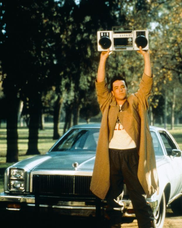 Say Anything Boombox Photo