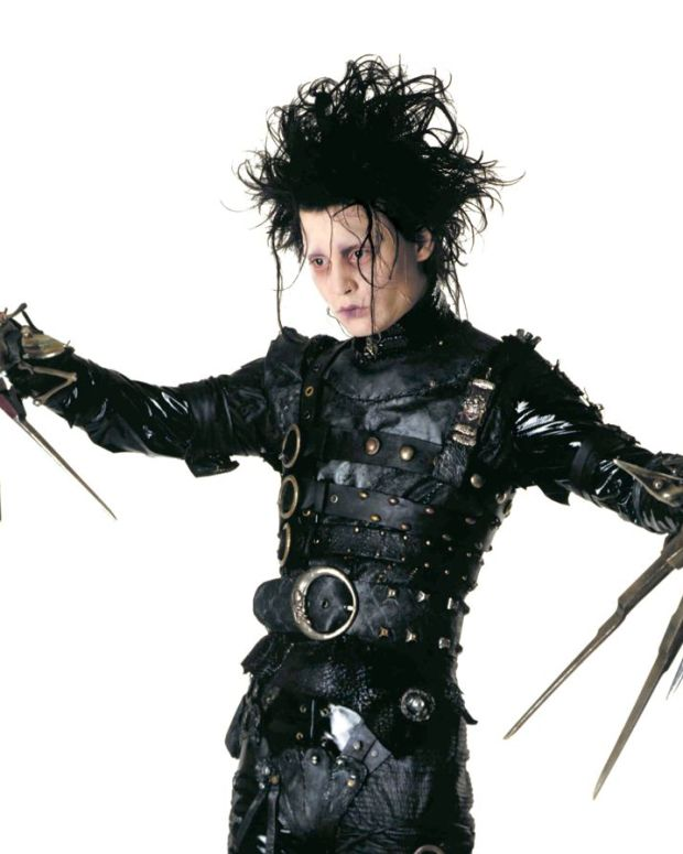 DO NOT USE: Edward Scissorhands Photo