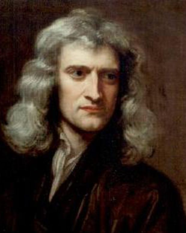 Isaac Newton Photo