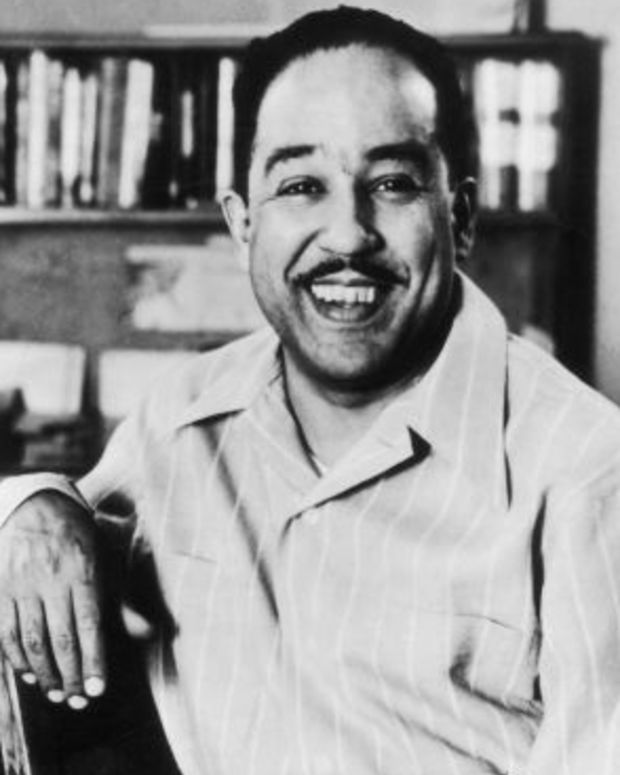 Langston Hughes Photo