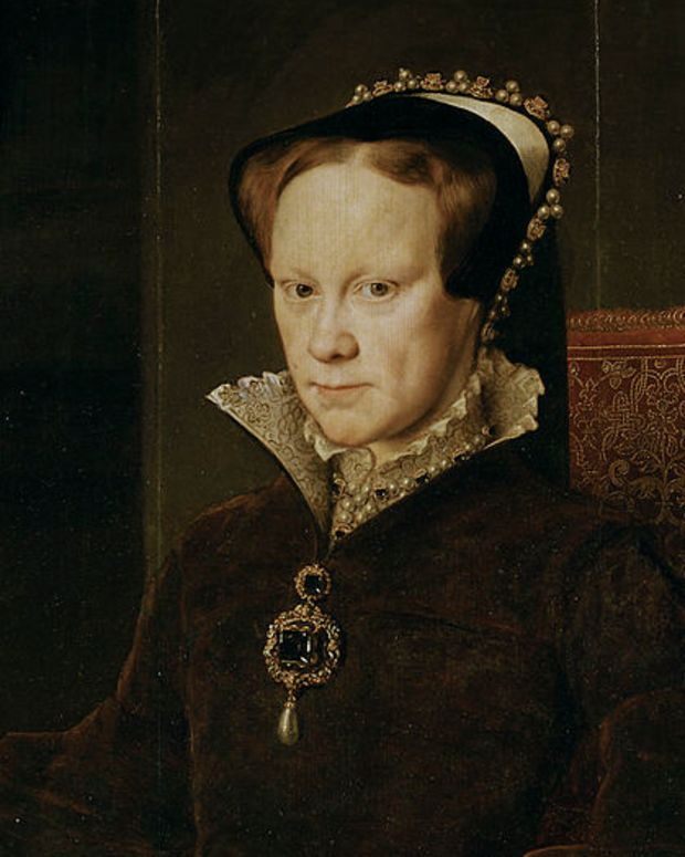 Mary Tudor Photo
