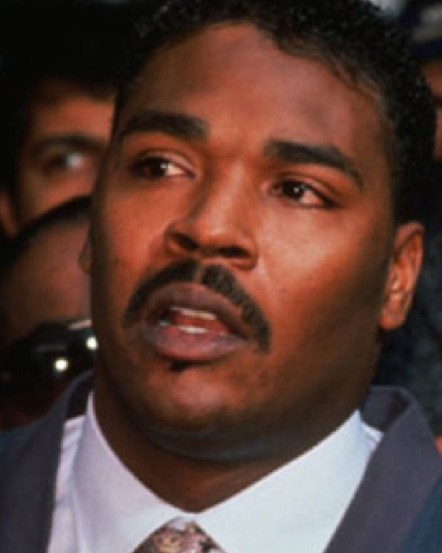 Rodney King Photo by Douglas Burrows/Liaison/Getty Images