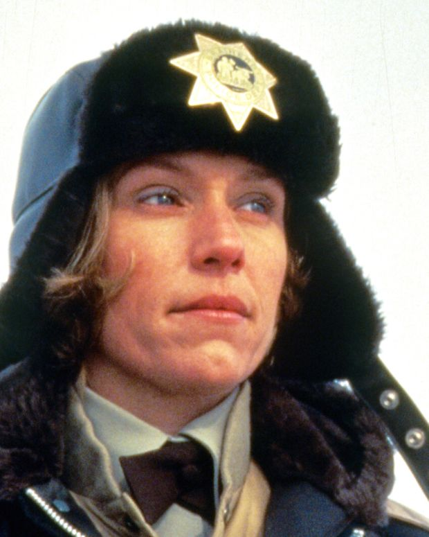 Frances McDormand in Fargo Photo Courtesy Gramercy Pictures/Photofest