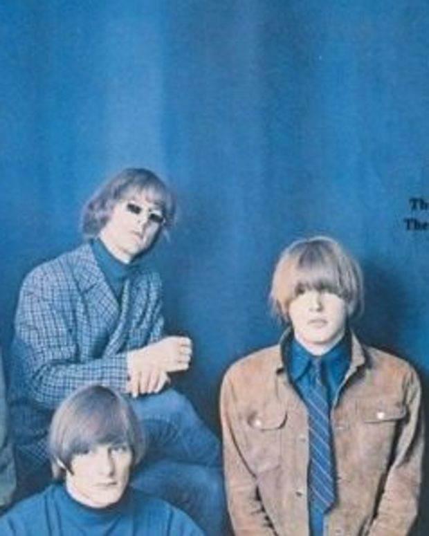 The Byrds Photo