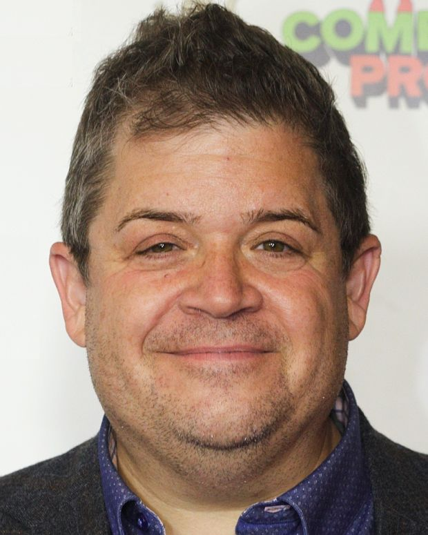 Patton Oswalt photo via Getty Images