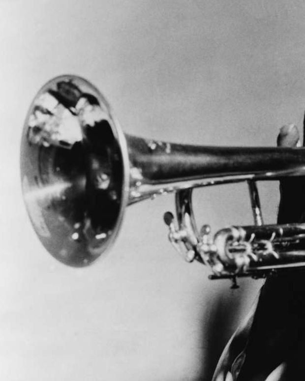 Louis Armstrong Photo Getty Images