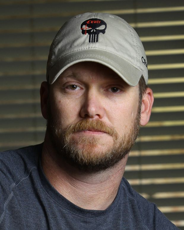 Chris Kyle photo via Getty Images