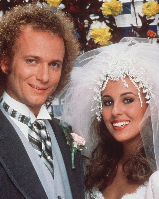 Luke and Laura Spencer General Hospital Photo