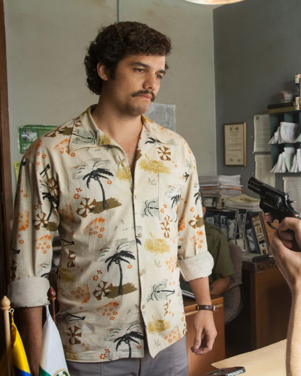 Narcos Wagner Moura Photo