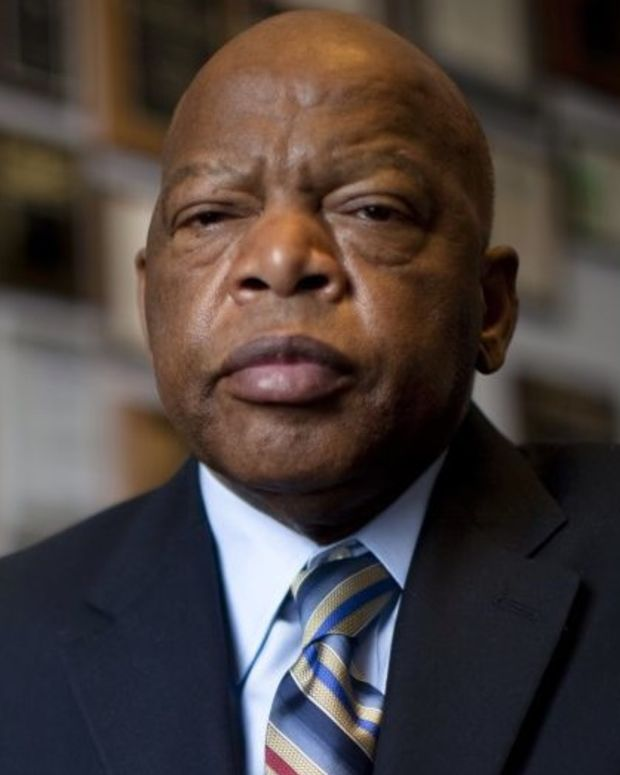 Civil right icon John Lewis